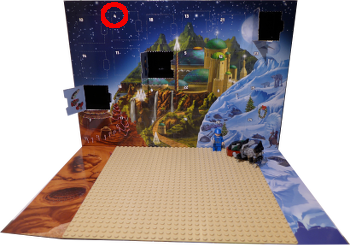 [Bild: Lucka 4: LEGO Star Wars Adventskalender 75146]