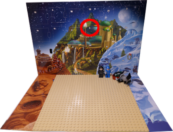 [Bild: Lucka 5: LEGO Star Wars Adventskalender 75146]