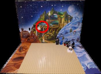 [Bild: Lucka 6: LEGO Star Wars Adventskalender 75146]