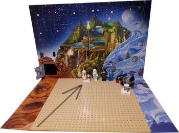[Bild: Lucka 7: LEGO Star Wars Adventskalender 75146]