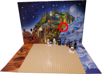 [Bild: Lucka 8: LEGO Star Wars Adventskalender 75146]