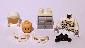 [Bild: Lucka 9: LEGO Star Wars Adventskalender 75146]