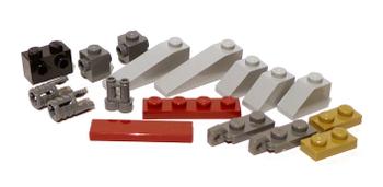 [Bild: Lucka 10: LEGO Star Wars Adventskalender 75146]