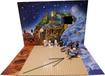 [Bild: Lucka 12: LEGO Star Wars Adventskalender 75146]