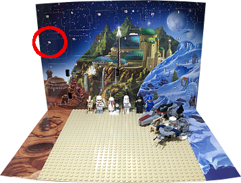 [Bild: Lucka 14: LEGO Star Wars Adventskalender 75146]