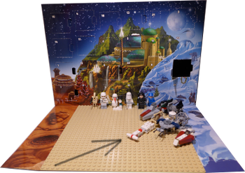 [Bild: Lucka 15: LEGO Star Wars Adventskalender 75146]