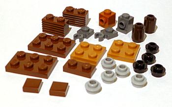 [Bild: Lucka 17: LEGO Star Wars Adventskalender 75146]