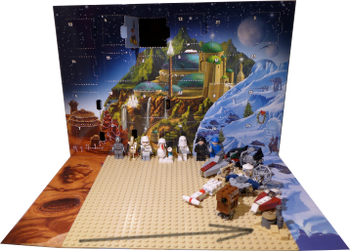 [Bild: Lucka 18: LEGO Star Wars Adventskalender 75146]