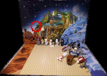 [Bild: Lucka 19: LEGO Star Wars Adventskalender 75146]