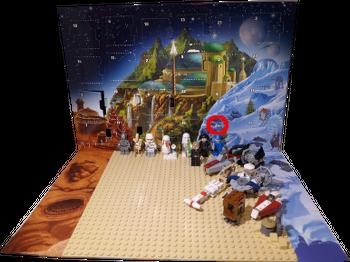 [Bild: Lucka 20: LEGO Star Wars Adventskalender 75146]