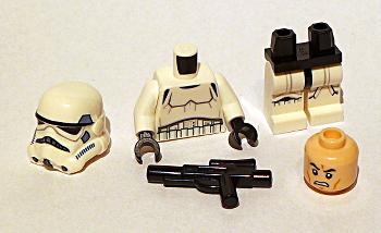 [Bild: Lucka 21: LEGO Star Wars Adventskalender 75146]
