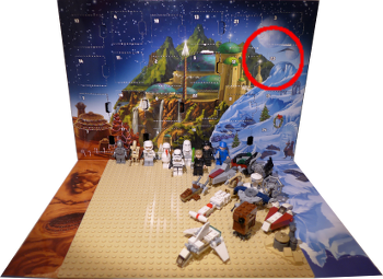 [Bild: Lucka 23: LEGO Star Wars Adventskalender 75146]