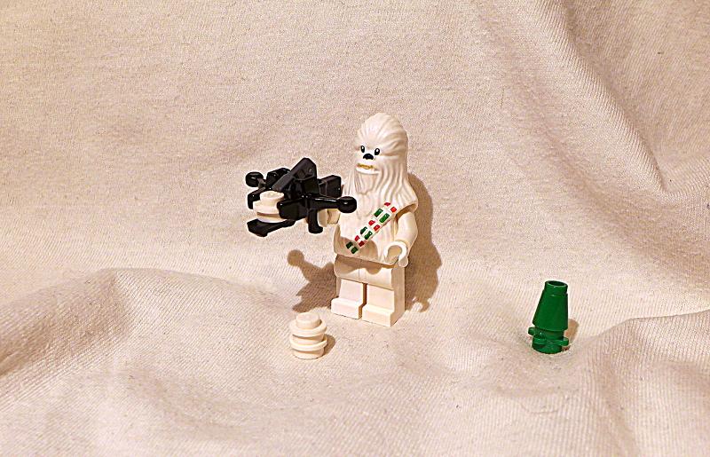 [Bild: Lucka 24: LEGO Star Wars Adventskalender 75146]