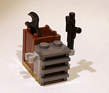 [Bild: LEGO Star Wars Adventskalender 75184. Lucka nr 8]