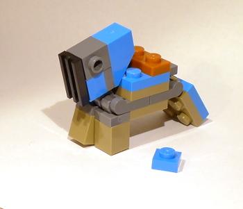 [Bild: LEGO Star Wars Adventskalender 75184. Lucka nr 11]