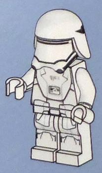[Bild: LEGO Star Wars Adventskalender 75184. Lucka nr 14]