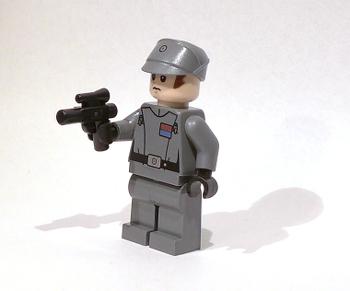 [Bild: LEGO Star Wars Adventskalender 75184. Lucka nr 17]