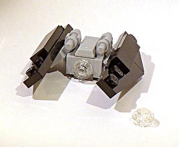 [Bild: LEGO Star Wars Adventskalender 75184. Lucka nr 19]