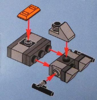 [Bild: LEGO Star Wars Adventskalender 75184. Lucka nr 20]
