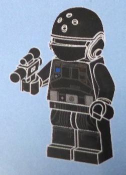 [Bild: LEGO Star Wars Adventskalender 75184. Lucka nr 21]