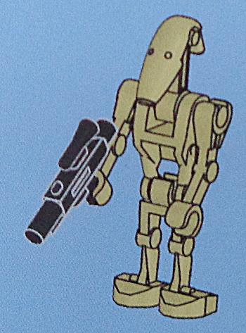 [Bild: LEGO Star Wars Adventskalender 75213. Lucka nr 8]