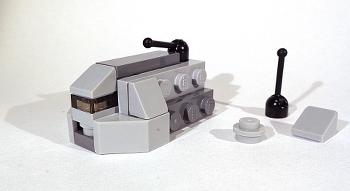 [Bild: LEGO Star Wars Adventskalender 75213. Lucka nr 13]