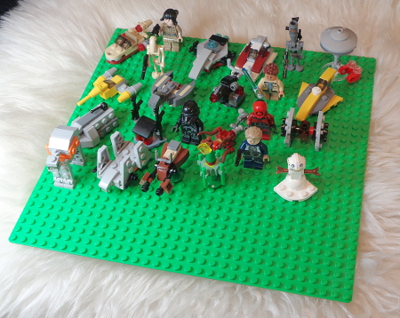 [Bild: LEGO Star Wars Adventskalender 75213. Allihopa]