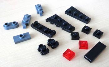 [Bild: LEGO 75245 Lucka 2 innehåll]