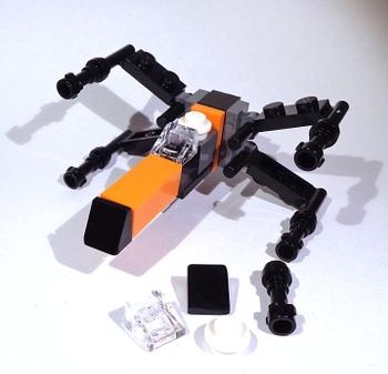 [Bild: LEGO 75245 Lucka 5 Färdig]