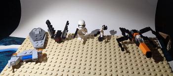 [Bild: LEGO 75245 Lucka 6 på plattan]