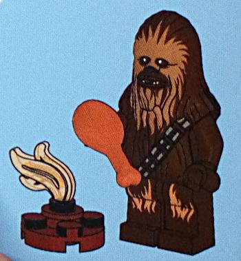[Bild: LEGO 75245 Lucka 7 byggbeskrivningen]