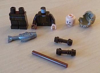 [Bild: LEGO 75245 Lucka 9       innehåll]
