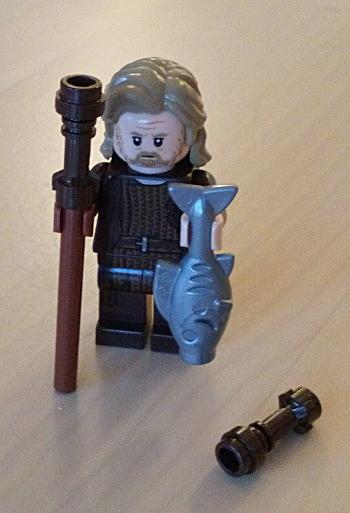 [Bild: LEGO 75245 Lucka 9       Färdig]