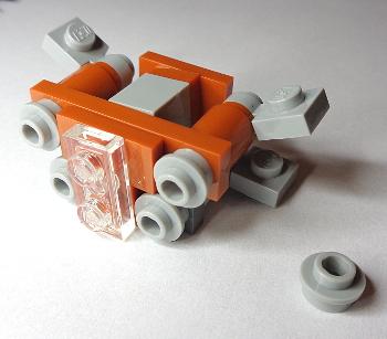 [Bild: LEGO 75245 Lucka 10 Färdig]