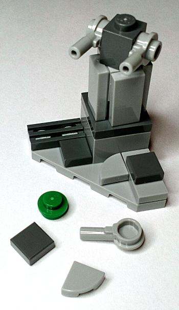 [Bild: LEGO 75245 Lucka 11 Färdig]
