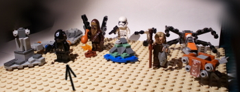 [Bild: LEGO 75245 Lucka 12 på plattan]