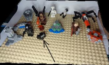 [Bild: LEGO 75245 Lucka 13 på plattan]