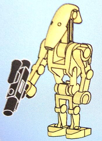 [Bild: LEGO 75245 Lucka 15 byggbeskrivningen]