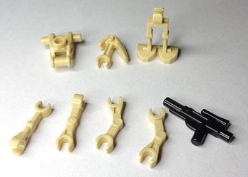 [Bild: LEGO 75245 Lucka 15 innehåll]