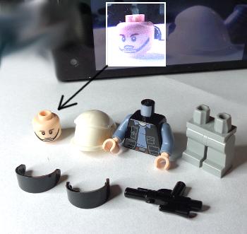 [Bild: LEGO 75245 Lucka 18 innehåll]