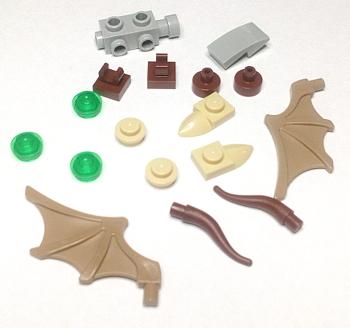 [Bild: LEGO 75245 Lucka 19 innehåll]