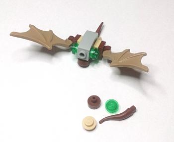 [Bild: LEGO 75245 Lucka 19 Färdig]