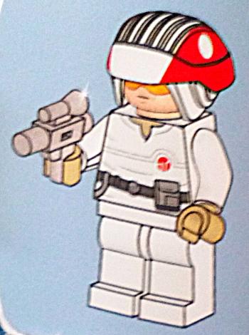 [Bild: LEGO       75245 Lucka 22 byggbeskrivningen]