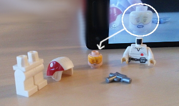 [Bild: LEGO 75245 Lucka       22 innehåll]