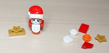 [Bild: LEGO 75245 Lucka 24       Färdig]