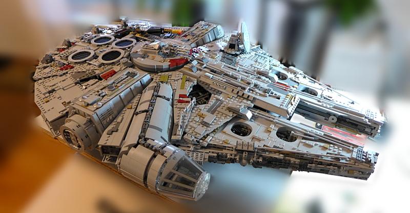 [Bild: LEGO 75192 En lös del...]
