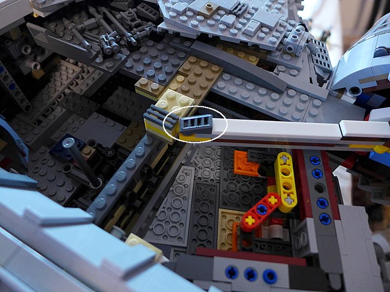 [Bild: LEGO 75192 En fd lös del...]