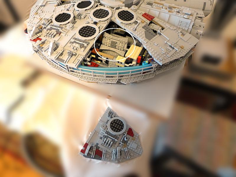 [Bild: LEGO 75192 Antennen i lastutrymmet]