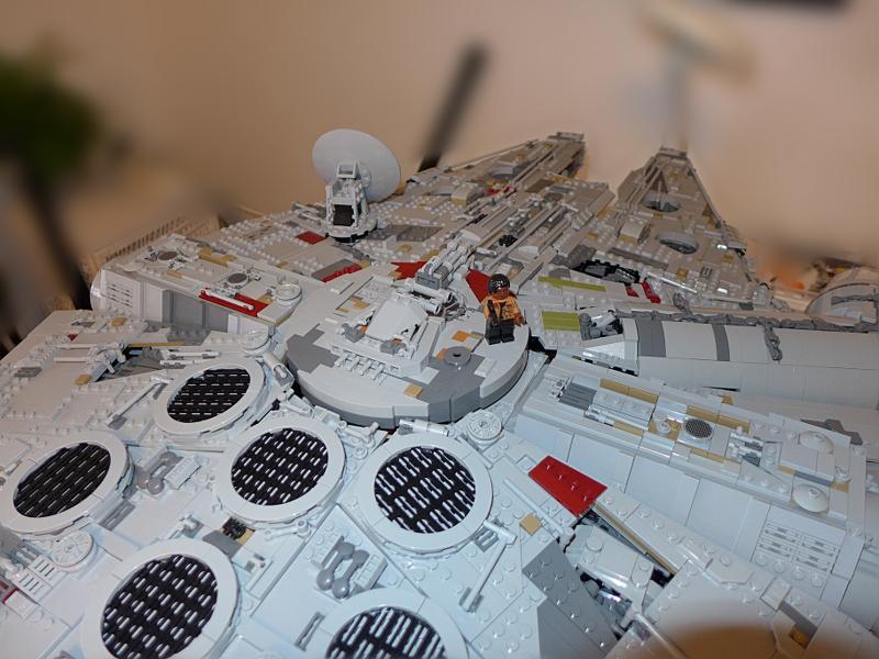 [Bild: LEGO 75192 Finn ska få en plats]
