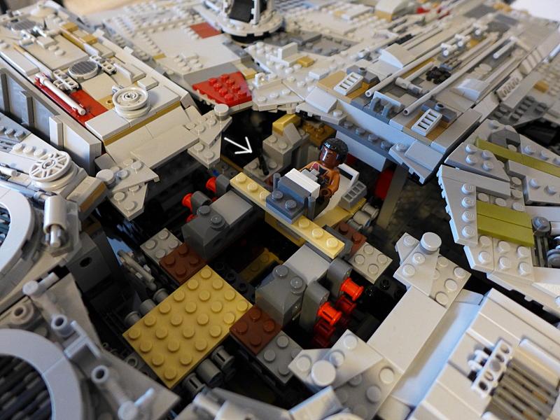 [Bild: LEGO 75192 Finn ska får en kanonplats]